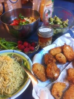 Prince Spaghetti Day!