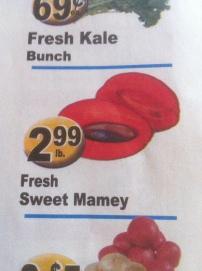 Mamey? Huh?